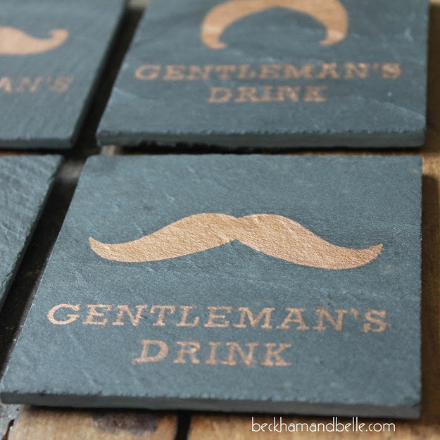 Drink Coasters DIY