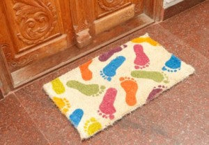Footprints Coco Mat