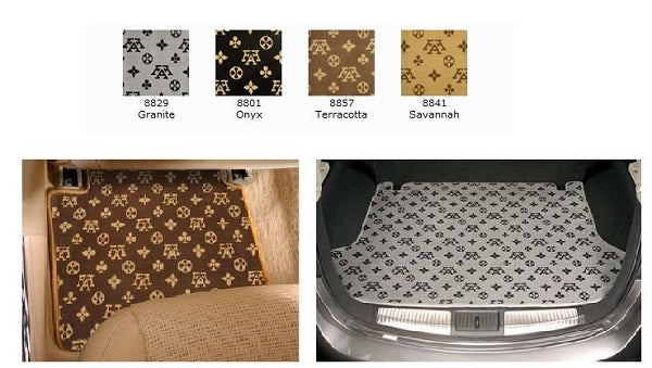 Fashion Custom Car Mats