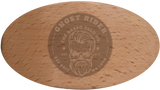 Wooden Boar Bristle Hair & Beard Brush - The Bravo Zulu Co.