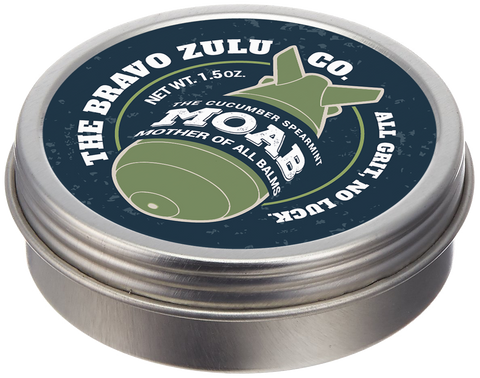 Lip Balm - The MOAB - The Bravo Zulu Co.