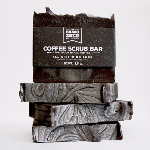 The Bravo Zulu Co. Coffee Scrub Bar - The Bravo Zulu Co.