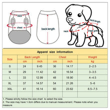 Load image into Gallery viewer, Dog Soft Cotton Jumpsuit Small Pet Pajamas Autumn Winter Warm Outfits Clothes Puppy Hoodie Clothes Chihuahua