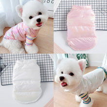 Load image into Gallery viewer, Pet Clothes For Small Dogs Waterproof Puppy Pet Jacket Winter Warm Vest Dog Coat Clothing For Chihuahua French Bulldog