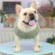 Cargar imagen en el visor de la galería, Winter Dog Clothes Warm Fleece Puppy Vest Chihuahua Button Coat Pet Clothing For Small Medium Dogs Coat French Bulldog Jacket #