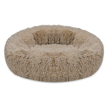 Load image into Gallery viewer, DEKO Super Soft Pet Dog Beds Kennel Round Cushion Fluffy Cat House Warm Comfortable Sleeping Mat Sofa Washable Puppy Supplies