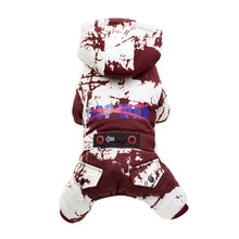 Load image into Gallery viewer, Winter Pet Dog Clothes Super Warm Jacket Thicker Cotton Coats Waterproof Small Dogs Pets Clothing For French Bulldogs Ropa Perro
