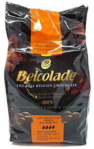 CHOCOLATE BELCOLADE LECHE 35,0% CACAO