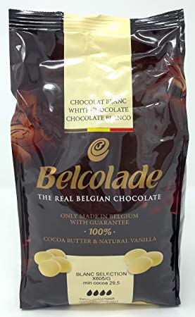 CHOCOLATE BELCOLADE BLANCO 29,5% CACAO