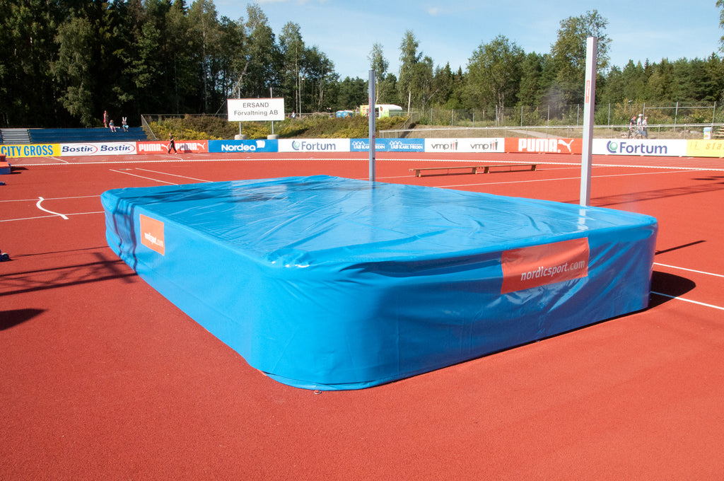 Weather Cover for School High Jump Pit - Nordic Sport