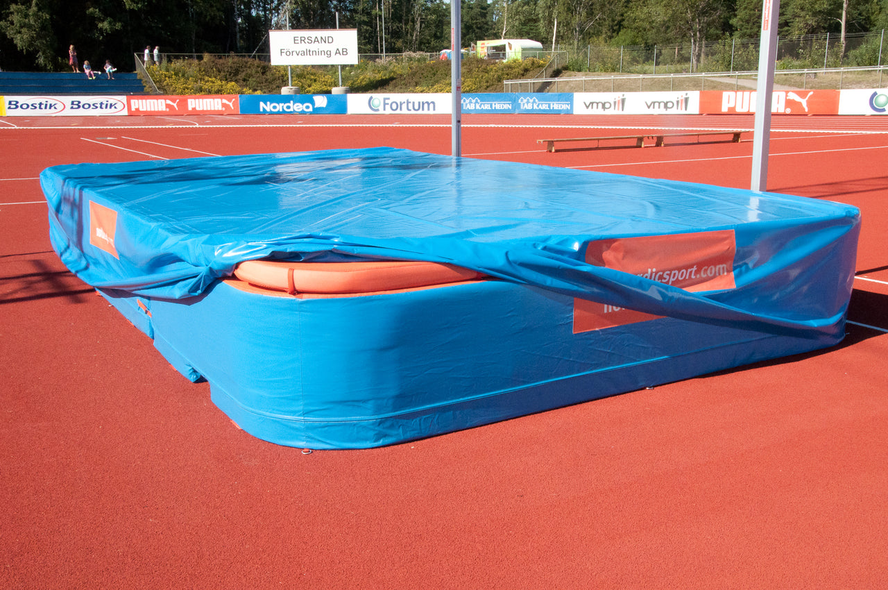 Weather Cover for Super 4 High Jump Pit