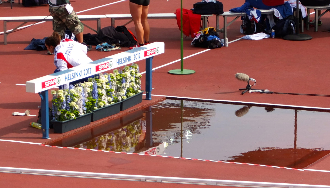 Steeplechase Water Pit