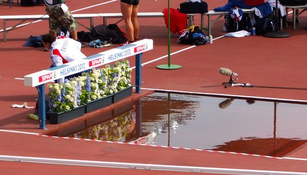 Waterjump Steeplechase Hurdle