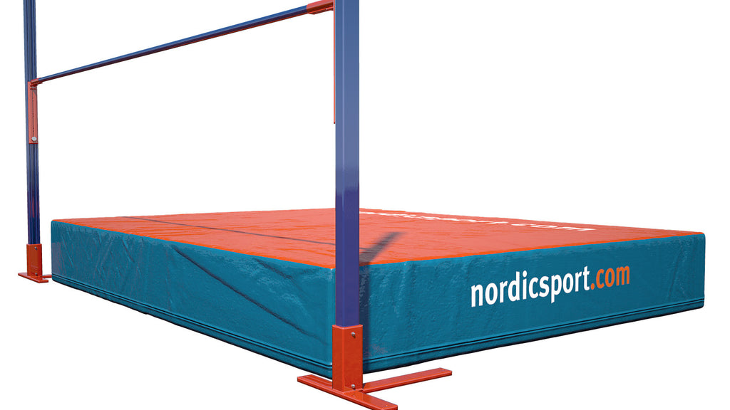 High Jump Pit Euro Cup 2 Monocube - Nordic Sport