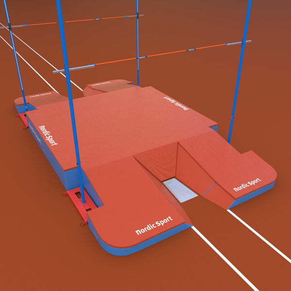 Pole Vault Pit World Cup Double