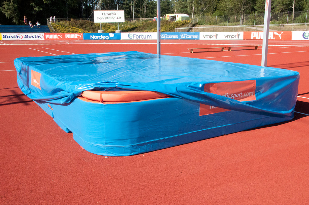 Weather Cover for Olympic Round High Jump Pit - Nordic Sport