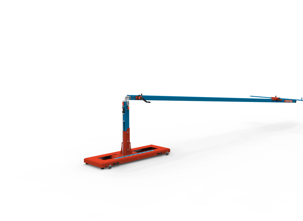 Pole Vault Standards Alu Elite Foldable - Nordic Sport