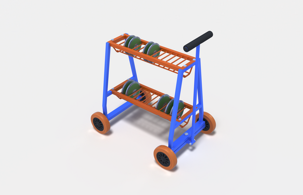 Cart for Discus - Nordic Sport