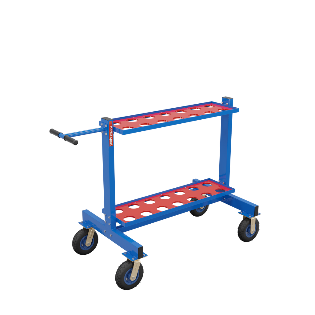 Cart for Shots Put Elite - Nordic Sport