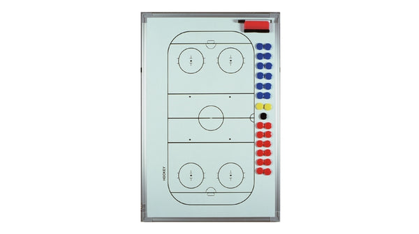 Tactics Board for Ice Hockey - Nordic Sport