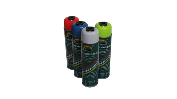 Spraycan Color White 500ml