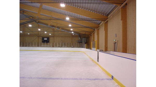 Ice Hockey Rink For Arena