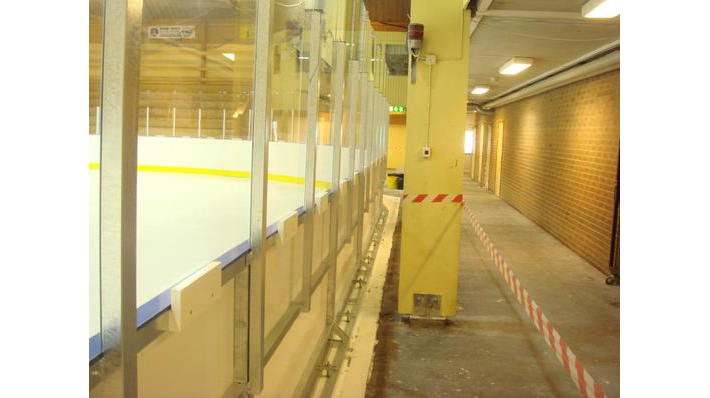 Ice Hockey Rink For Arena - Nordic Sport