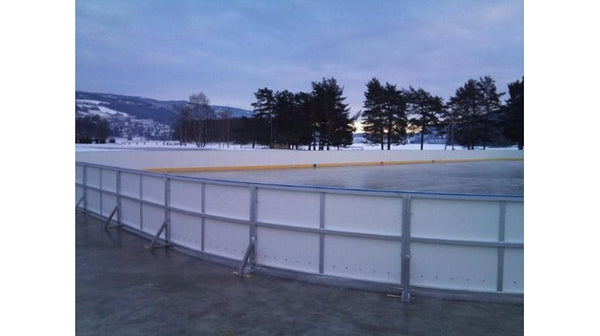 Rink for Outdoor Use