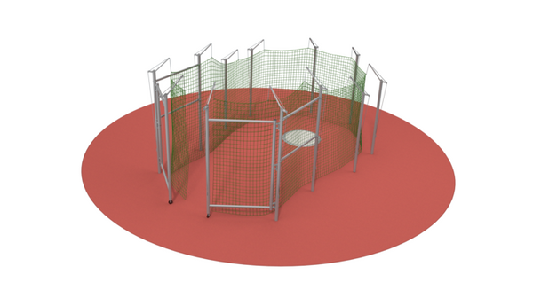Hammer Cage Alu - Nordic Sport