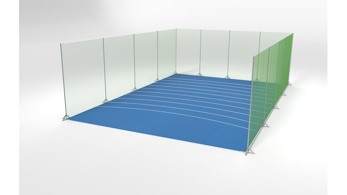 Shot Put Mat Single