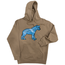 "Load image into Gallery viewer, <img src=""http://brianwoodonline.com/loveu.jpg""><br><i> HYENA hoody</i>"