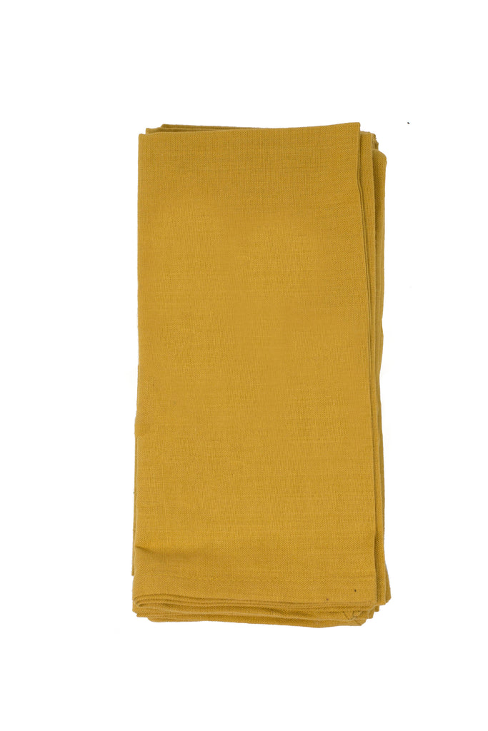 Cotton Dinner Napkin, Wheat