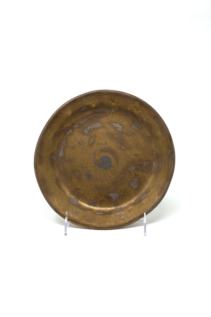 Earth Plate, Round