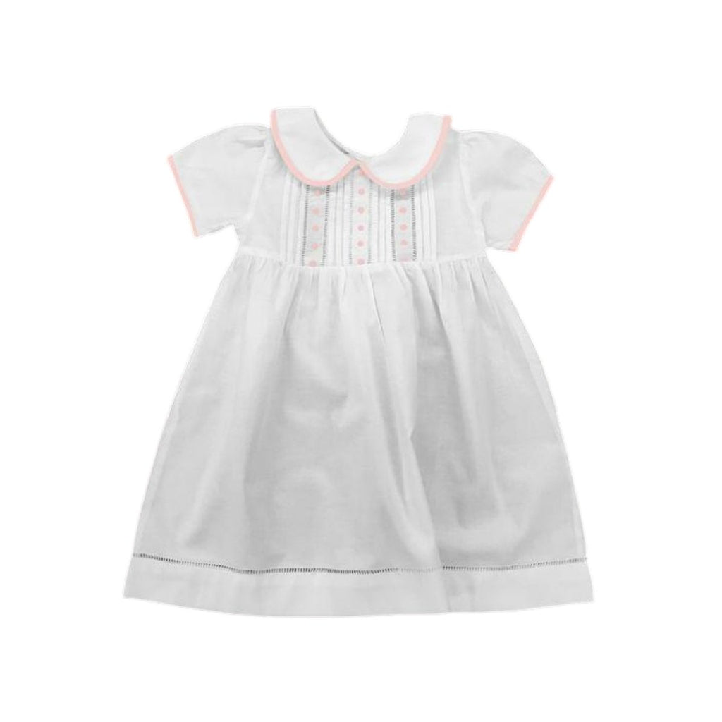 Swiss Dots Baby Dress