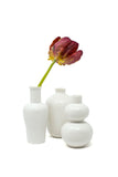 Lover Mini Bud Vase, White
