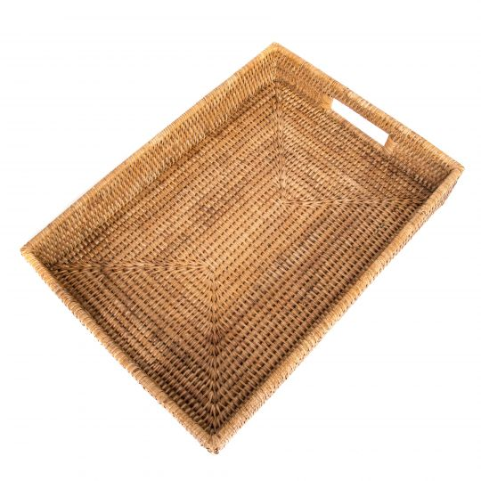 Handwoven Rectangle Tray