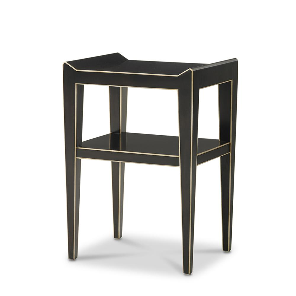 Adele Side Table by Bunny Williams