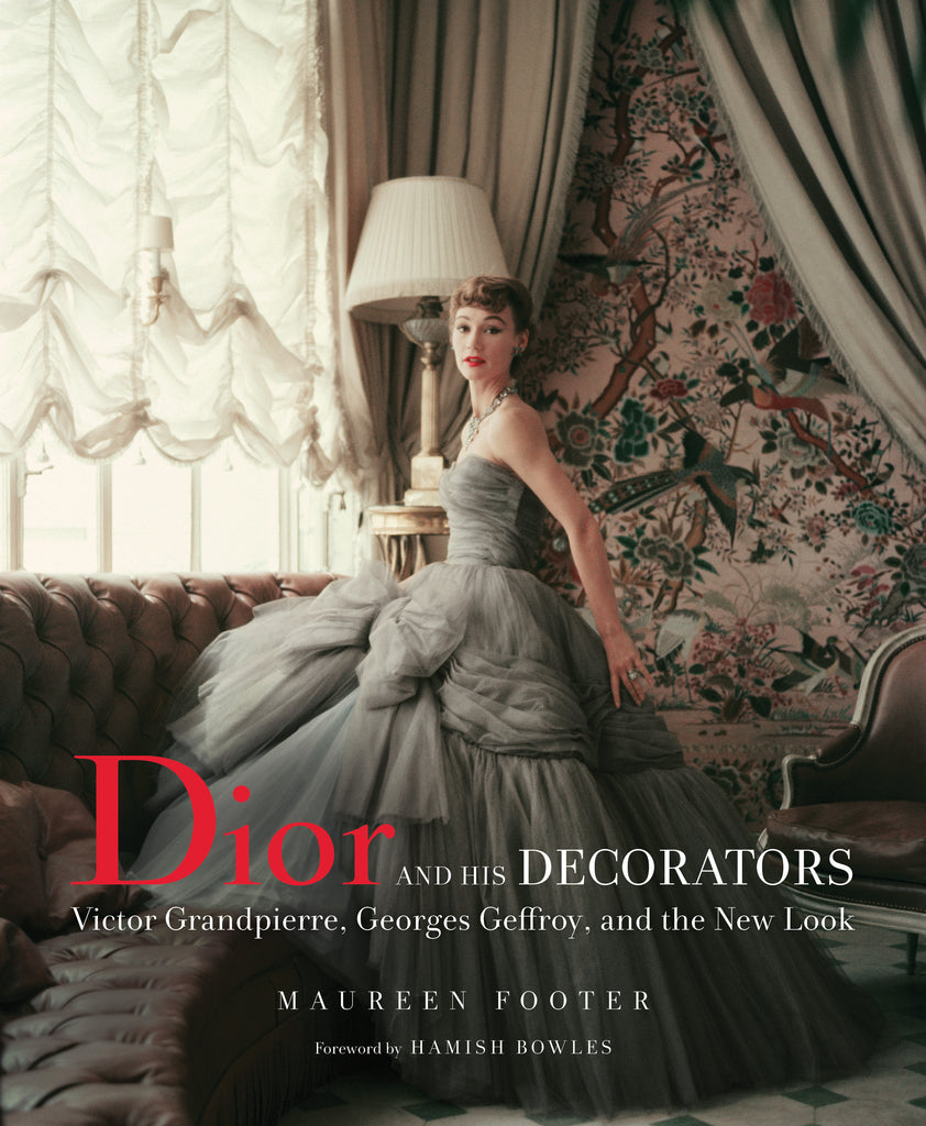 The Book; Dior and His Decorators