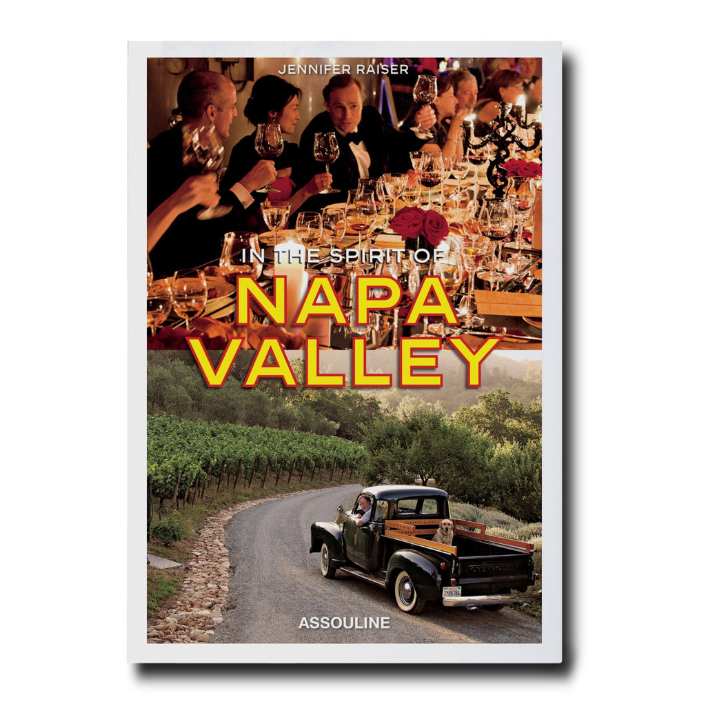 The Book; In the Spirit of Napa Valley