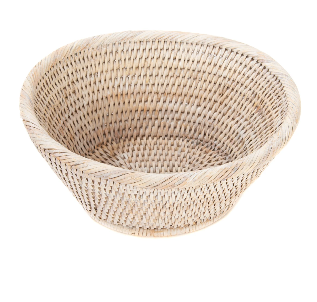 Oval Handwoven Basket