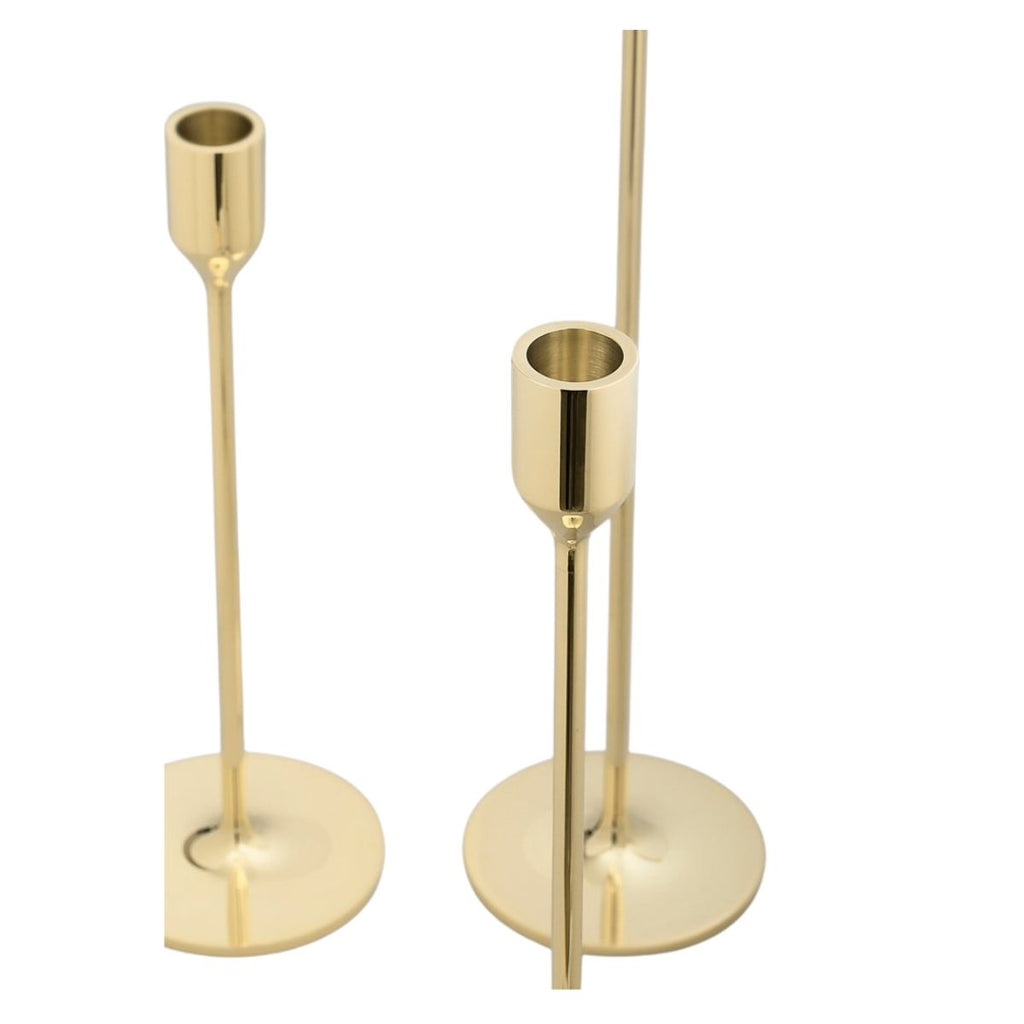Brass Candlestick, Large