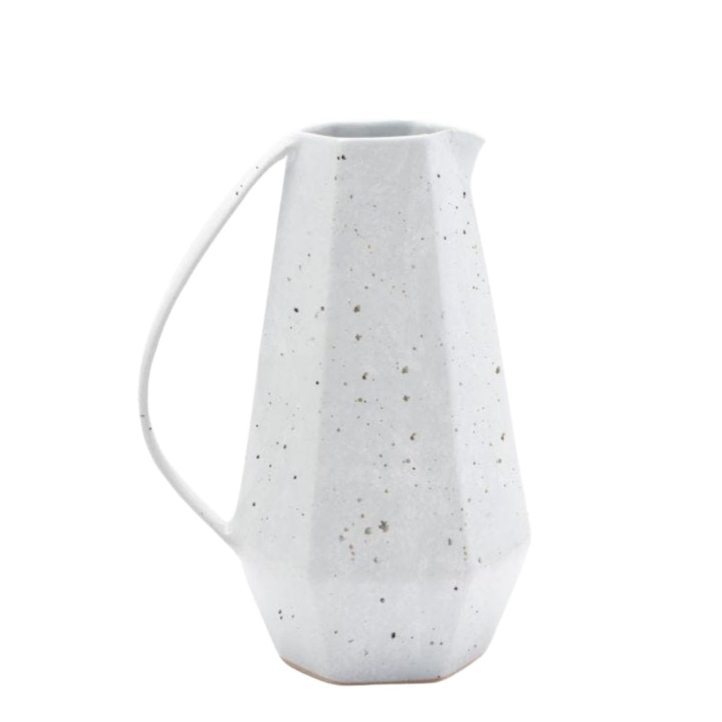 Mixed Salt Glaze Pitcher