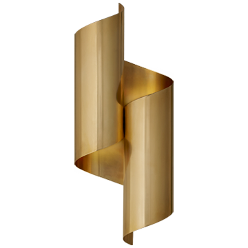 Gold Wrapped Sconce