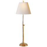 Slim Gold Neck Table Lamp