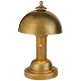 Hand-Rubbed Antique Brass Task Lamp