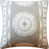 Bora Bora Pillow, Sea Oyster, Pair