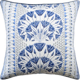 Cairo Pillow, Navy, Pair