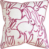 Hutch Pillow, Pink, Pair