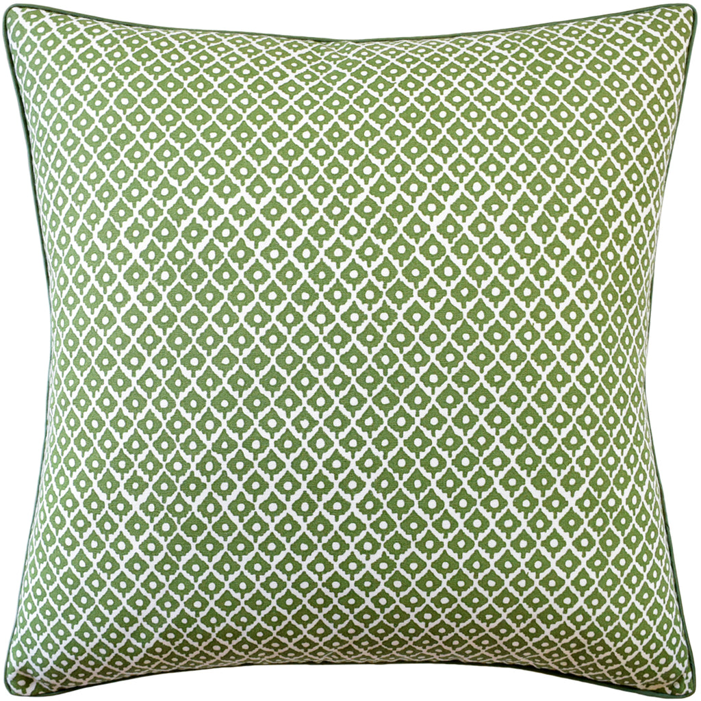 Petit Arbre Pillow, Green, Pair
