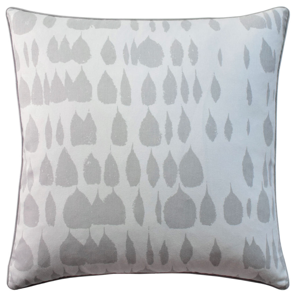 Queen of Spain Pillow, Dove, Pair